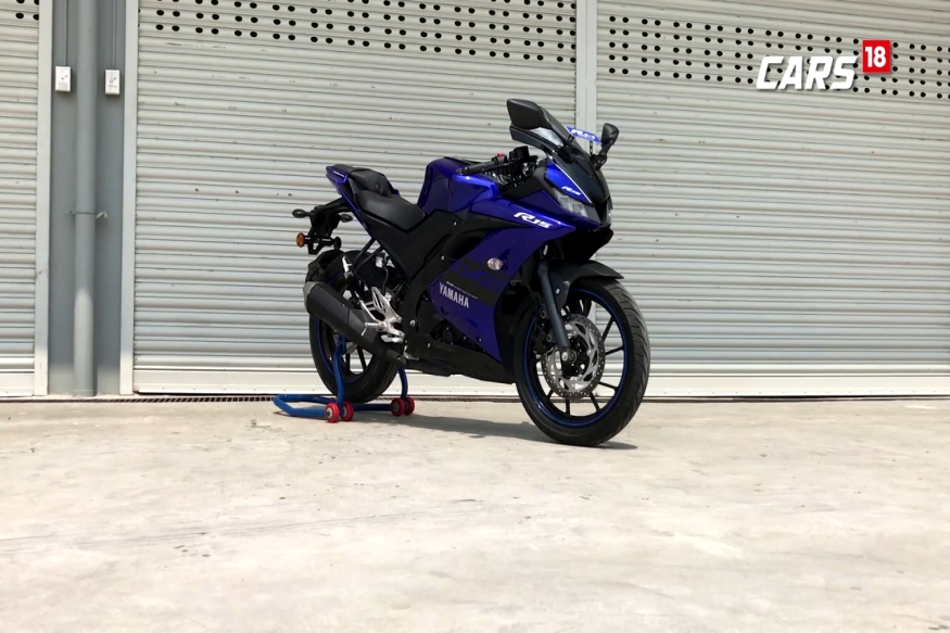 Yamaha R15 V3.0 Review (First Ride) | Cars18