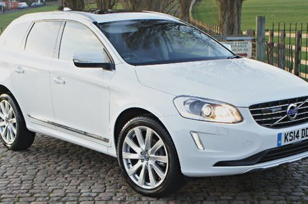 volvo xc60 side view - Fatal driverless crash: Radar-maker says Uber disabled safety systems