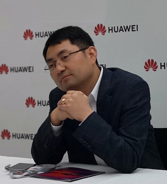 Walter Ji, Huawei