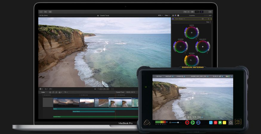 Apple FCP 875x450 - Apple Updates Final Cut Pro X With ProRes RAW, Advanced Closed Captioning