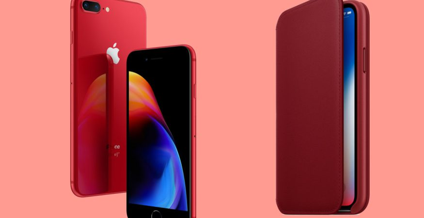 Apple iPhone 8 RED 875x450 - Apple iPhone 8, iPhone 8 Plus RED Special Edition Launched For a Starting Price of Rs 67,940