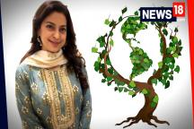 World Earth Day: Juhi Chawla Talks Environment, Advocates 'No Plastic' Policy