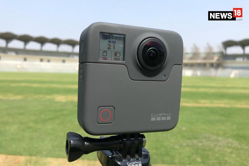 GoPro, GoPro Fusion, GoPro Fusion review,GoPro Fusion price,GoPro Fusion features, GoPro Fusion OIndia, technology news