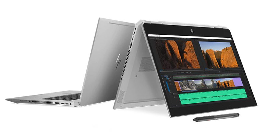HP ZBOOK STUDIO x360 875x450 - HP Unveils ZBook Studio x360 as 'World's Most Powerful Convertible PC'