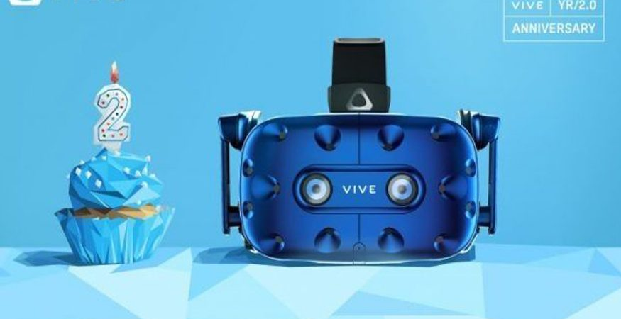 HTC VIVE  875x450 - HTC Announces Top-Tier Vive Pro Starter Kit