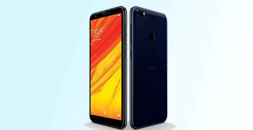 Lava Z91 875x450 - Lava Z91 With Face Recognition, Full View Display Launched: Price, Specs And More