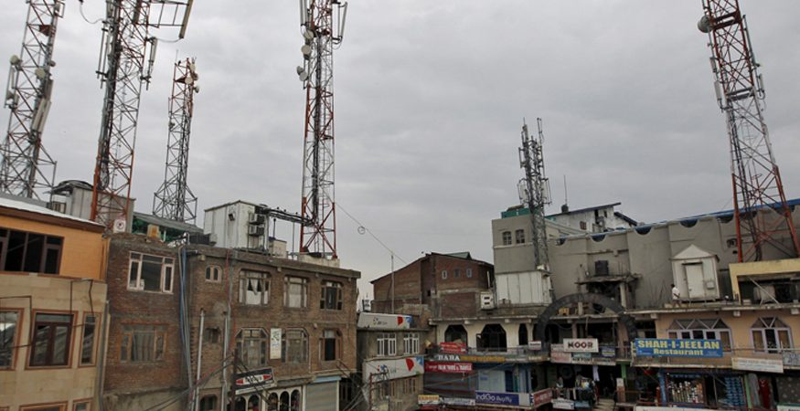 MOBILE TOWER 1 875x450 - Telecom Sector Hopes Upcoming Policy Will Provide Breather
