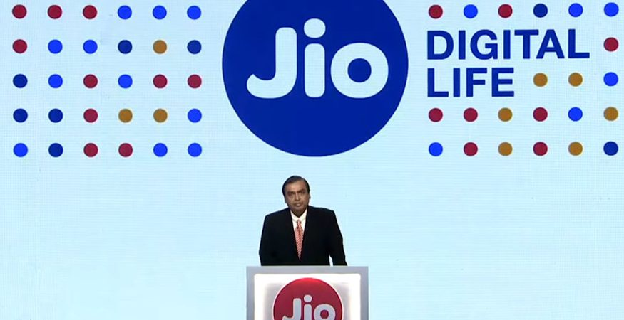 Reliance Jio Live announcement 875x450 - Jio Beats Rivals in 4G Download Speed in January: Trai Report