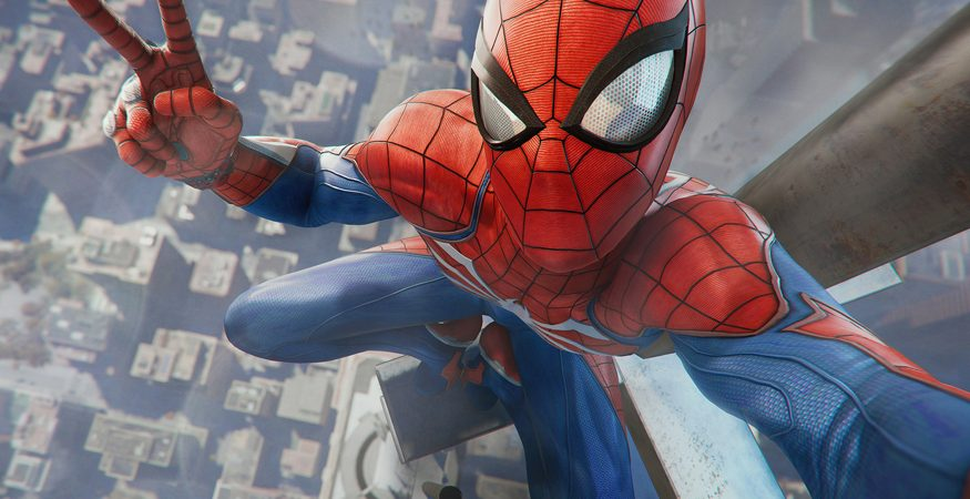 SPIDERMAN  875x450 - New 'Spider-Man' Game Set For September Launch