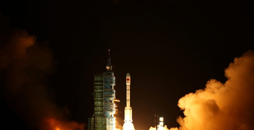 Tiangong 2 875x450 - Defunct Chinese Space Laboratory Plunges Back to Earth over Pacific