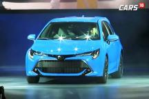 Top Five Cars at New York Auto Show 2018