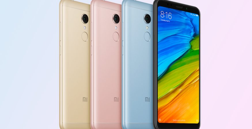 Xiaomi Redmi 5 875x450 - Xiaomi Redmi 5 Now Available Via Open Sale on Amazon India, Mi.com