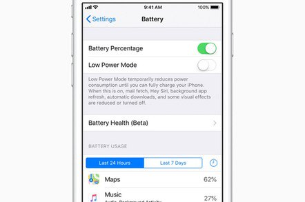 apple ios113 - Apple iOS 11.3 adds health records for battery, people too