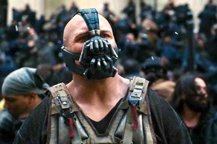 bane batman - Holy helmets, Batman! Bane-like mask lets you 'talk' to computers without making a sound