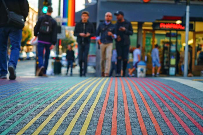 lgbtq diversity rainbow crosswalk the castro san francisco max templeton via unsplash 100737974 large - Driving effective organizational diversity