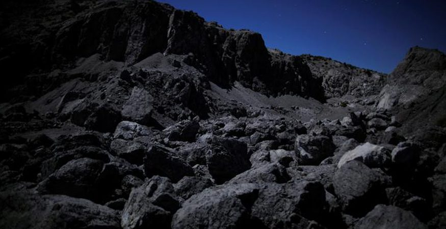 mountain rock  875x450 - New Source of Global Nitrogen Discovered