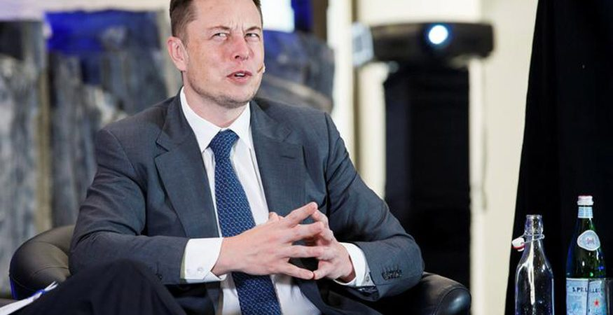 musk2 875x450 - Tesla Goes Bankrupt, Musk Tweets on April Fool's Day