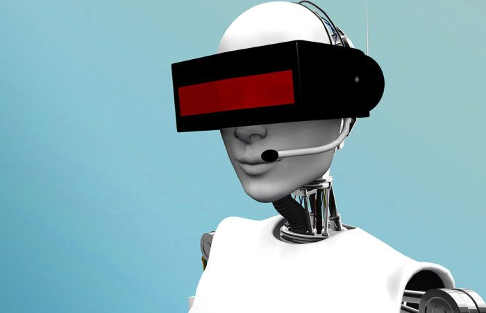 support futuristic robot help desk headset thinkstock 1200x800 100754931 large 700x450 - 2 trends reshaping the future of IT support