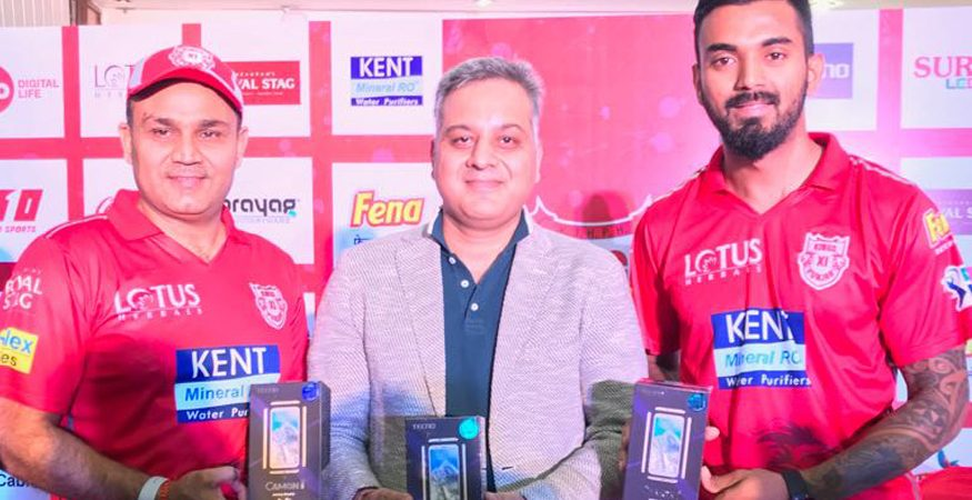 tecno mobiles 875x450 - IPL 2018: Tecno Mobile Partners With Kings XI Punjab