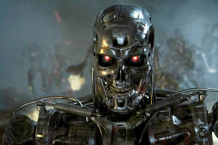 terminator - Googlers revolt over AI military tech contract, brainiacs boycott killer robots, and more