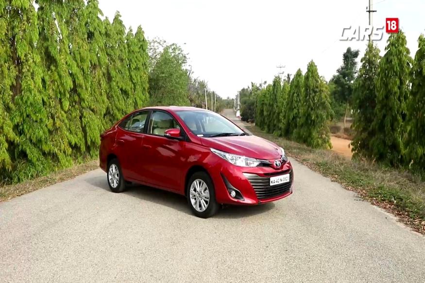 Toyota Yaris Review (First Drive) : Honda City, Maruti Suzuki Ciaz, Hyundai Verna Rival
