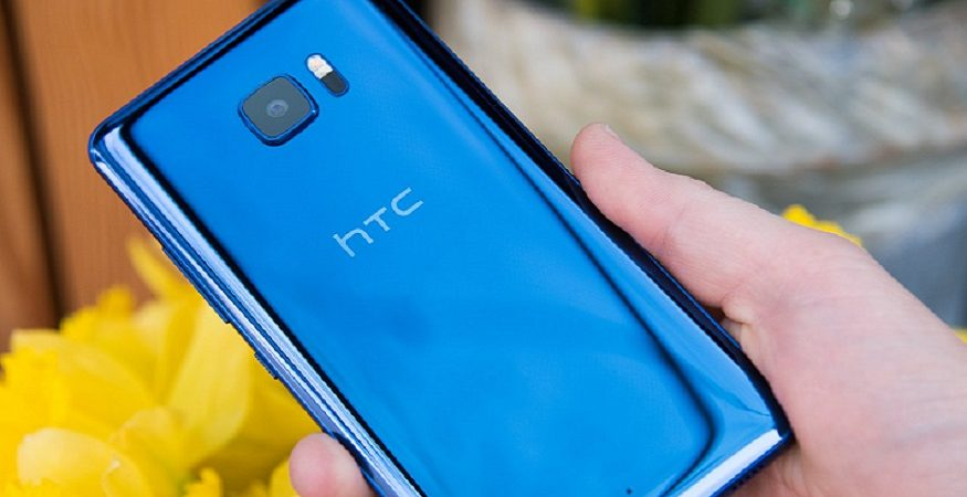 HTC U 875x450 - HTC's Latest Android Smartphone Is Powered By Blockchain: Report