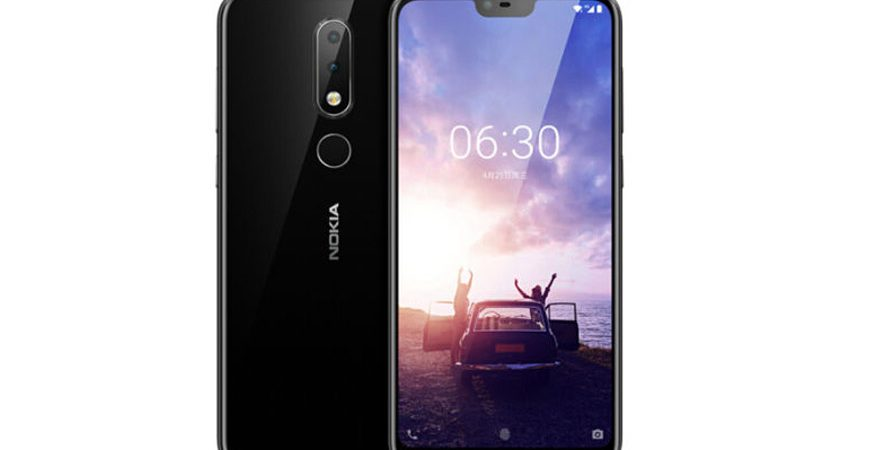 NOKIA 6 X 875x450 - Nokia X6 With 19:9 Display, iPhone X-Like Notch And Dual-Rear cameras Launched: Price, Specifications And More