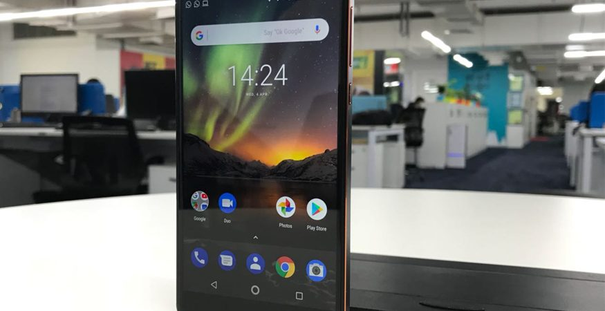 Nokia 6 2018 Display 875x450 - Nokia 6 (2018) 4GB RAM Variant Goes on Sale in India: Price, Specifications And More