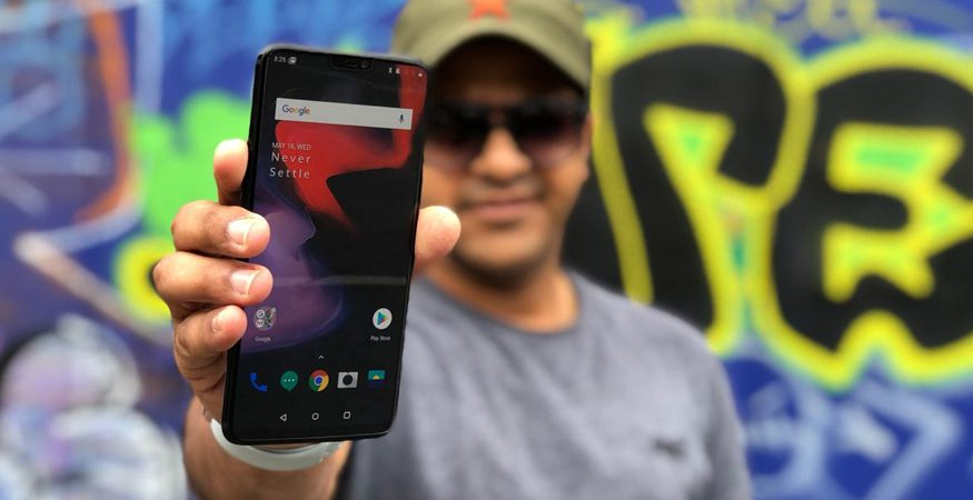 OnePlus 6 FI Profile 875x450 - OnePlus 6 First Impressions Review: This Phone Is All You Might Need in 2018