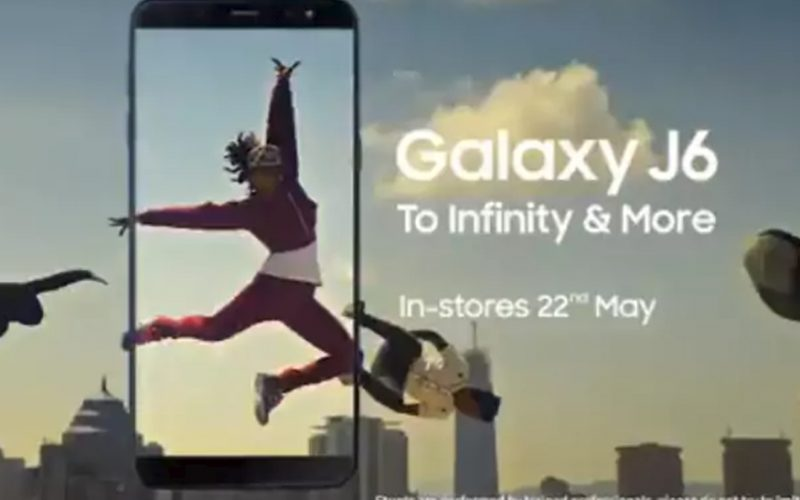 Samsung Galaxy J6 800x500 - Samsung Galaxy J6 Launch Confirmed For May 21: Expected Price, Specifications And More