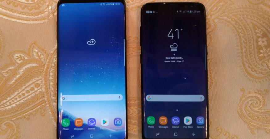 Samsung Galaxy S8 India Launch Live blog video1 875x450 - Samsung Galaxy S8, Galaxy S8+ Get Another Price Cut; Starting Price Comes Down to Rs 37,990