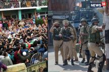 Watch: Rebels And Indian Troops Clash In Srinagar