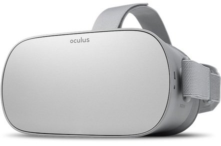 oculus go - Reg man straps on Facebook's new VR goggles, feels sullied by the experience