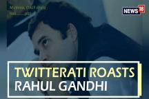 Karnataka Elections : Twitterati Mocks Rahul Gandhi With Tons of Memes