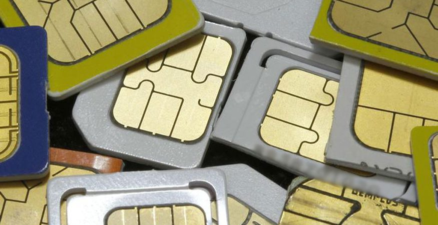 sim cards 875x450 - Aadhaar Not Compulsory to Get New SIM Cards: Government