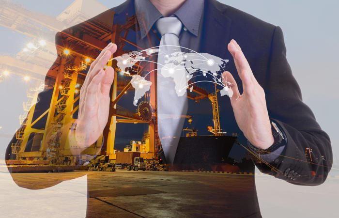 supply chain management logistics erp enterprise resource planning thinkstock global world connections 614318676 100749847 large 700x450 - Robotic process automation is reworking supply chains