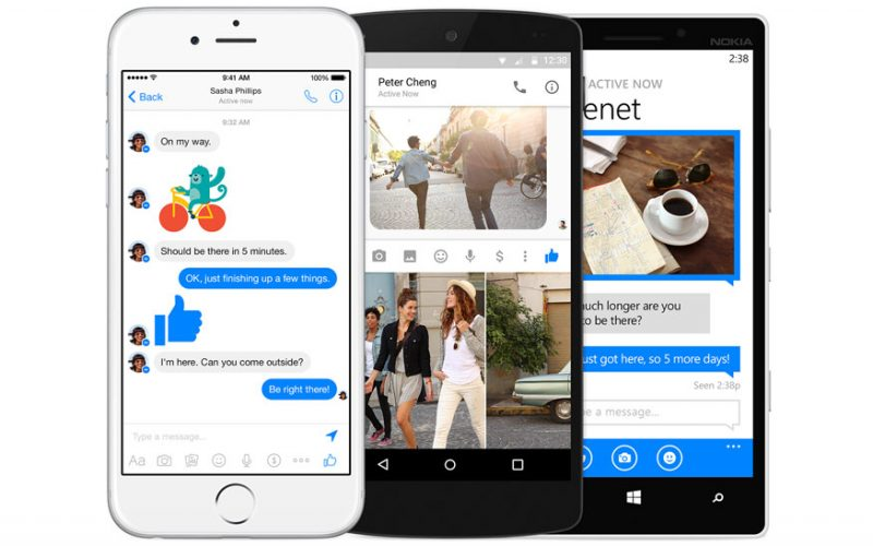 Facebook Messenger1 800x500 - Facebook Messenger Kids Now in Canada And Peru