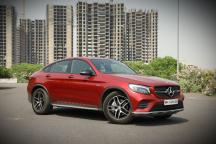 Review: Mercedes-AMG GLC 43 Coupe