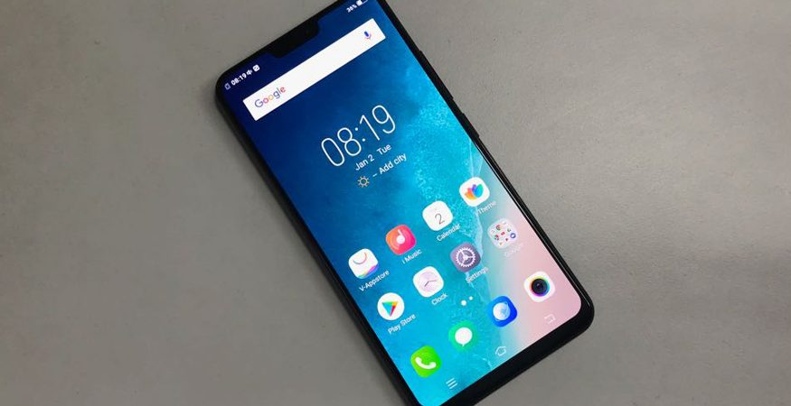 Vivo X21 1 875x450 - Want a Bezel-Less Screen? How About an in-Screen Fingerprint Sensor? Check Out The Vivo X21