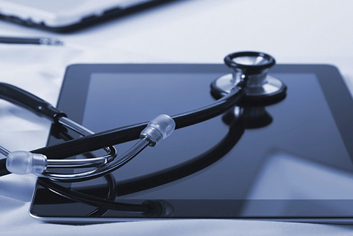healthcare stethoscope tablet digital health records thinkstock 700x467 100754904 large - Healthcare goes mobile: how consumer devices are changing the future of care