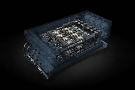 nvidia hgx 2 rendering - If you have cash to burn, racks to fill, problems to brute-force, Nvidia has an HGX-2 for you
