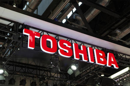 shutterstock toshiba - At long last, Tosh flogs chip biz to Bain for BEELLIONS