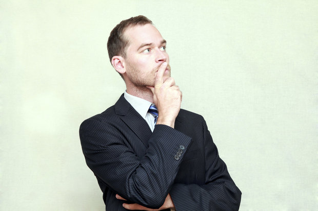 thinking man looking away 154142525 100265717 primary - 3 considerations when implementing a service desk