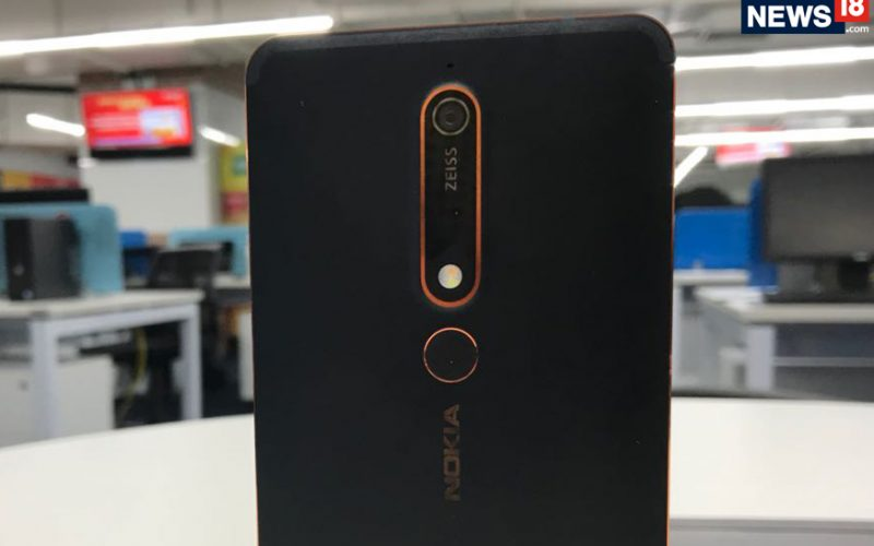 Nokia 6 2018 Fingerprint Sensor 800x500 - Nokia X5 Could Arrive in China on July 11