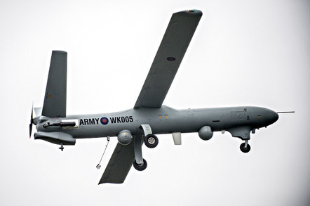 watchkeeper drone uav - … Aaaand that's a fifth Brit Army Watchkeeper drone to crash in Wales